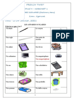 47 Ankit Agarwal Assignment 2  LES AFFAIRES SCOLAIRES