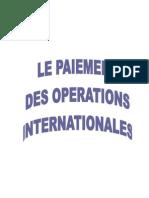 M21 - paiement et financement à l'internationalTER-TSC