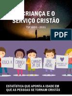 A CRIANÇA E O SERVIÇO CRISTÃO