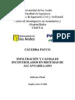 09-Infiltración y caudales incontrolados en sistemas de alcantarillado