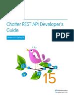 Salesforce Chatter Rest Api