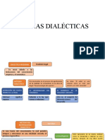 TEORÍAS DIALÉCTICAS