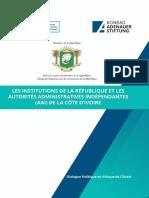 Manuel sur les Institutions de la Républiques et les Autorités Administratives Indépendantes de la Côte d'Ivoire.pdf