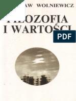 Bogusław Wolniewicz - Filozofia i Wartości