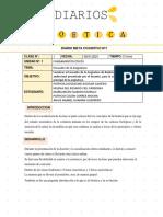 1. Diario 1