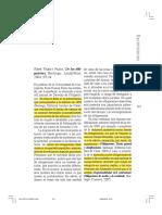 Reseña de las obligaciones Ramos - De la Maza