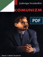 Staniszkis, Jadwiga - Postkomunizm