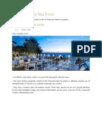 Charides Sea Food.docx
