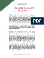 Robert E. Howard - La Hija del Gigante Helado.doc