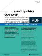 ID Coronavirus vaccine pregnant RO