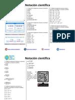 Notación Científica - Ejercicios Resueltos PDF.pdf
