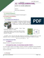 Lecon A2-3- Circuits combinatoires