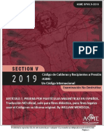 Asme Seccion v Artículo 7- 2019 en Español