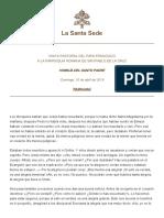 papa-francesco_20180415_omelia-visitapastorale-sanpaolodellacroce