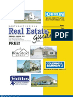 Northeast Indiana Real Estate Guide - February 2011