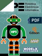 HPE Robótica - Catálogo 2019
