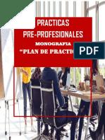 MONOGRAFIA PLAN DE PRACTICAS_PRACTICAS PRE PROFESIONALES