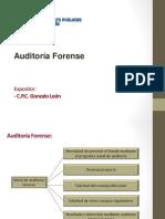 Auditoria Forense - Sesión 6