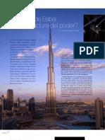 LMD 20 Torre de Babel Burj El Arab