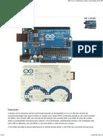 Arduino Uno R3 _ Multilógica-shop