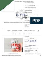 Patrón del pingüino amigurumi - Patrones de crochet para tejer amigurumis.pdf