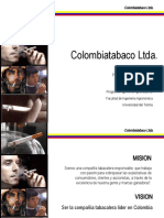 Colombia Tabaco Ltda