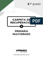 Experiencias de aprendizaje 3er grado- Multigrado.pdf