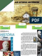 01 - INTRODUÇÃO AOS ESTUDOS HISTÓRICOS