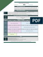 Agenda de Actividades Principios de Microbiología y Parasitología Grupo 01 y