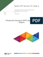 03009016001-01-PL-RPT-001-Fitness-for-Purpose (FFP) Assessment Report_Rev C.pdf