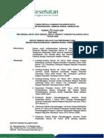 Tim Kendali Mutu Dan Tim Kendali Biaya Tingkat Cabang Palangka Raya 2020