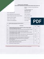 Pengisian Formulir Self Assessment Laboratorium Yang Melakukan Pemeriksaan Coronavirus Disease 2019 (COVID-19)