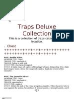 Traps-Manual