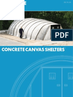 CONCRETE CANVAS SHELTERS CONCRETE CANVAS (Peter Brewin, William Crawford and Phillip Greer)