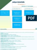 Aides TP1 Hydraulique