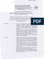 Penunjukan Tenaga Pengelola Teknis Lapangan Pekerjaan Pembangunan Drainase Rumah Sakit