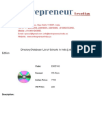 Directory_Database_ List of Schools in India [.xlsx excel format] 11th Edition.pdf