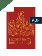 LECIONÁRIO DOMINICAL ANO B