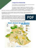 20110220 Prueba de Orientación - Mapas