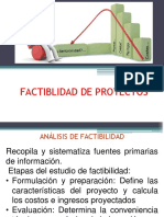 4. Factibilidad de proyectos.  Estudio de Mercado A