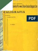 Curso de Caligrafia - www.e-book-gratuito.blogspot.com