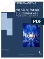 Energiile Stonehenge-activare samanica la distanta