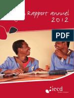 IECD Rapport Annuel 2012