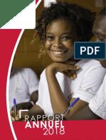 IECD Rapport Annuel 2018