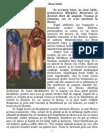 Vietile Sfintilor - Iulie