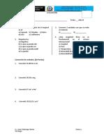 Práctica 01-5 Secundaria
