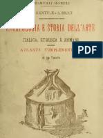 Archeologia e storia dell'arte [1901] (Gentile-Ricci, Hoepli)