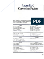 Conversion Factors 791-792
