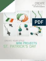 St Patrick's Day Swarovski Jewelry Tutorials