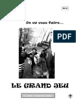 Unités_Le GRAND JEU